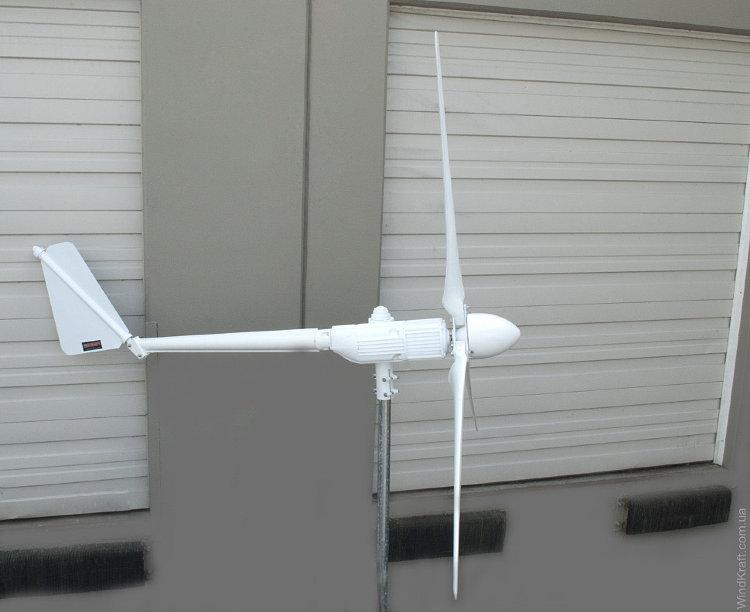 Ветрогенератор Exmork