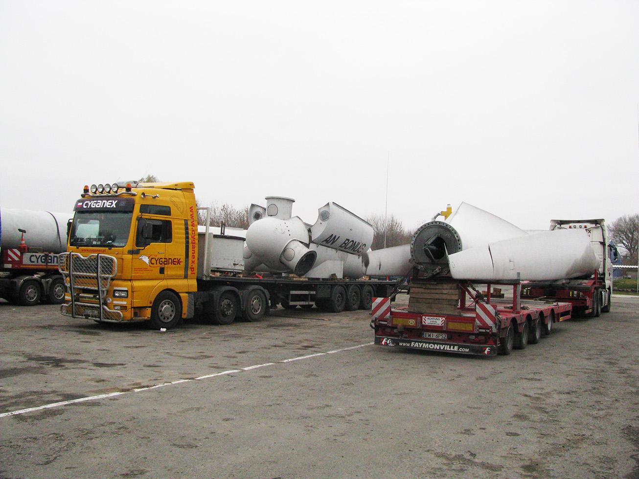 Продажа и доставка промышленных ветрогенераторов