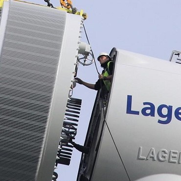 Lagerwey ветрогенераторы
