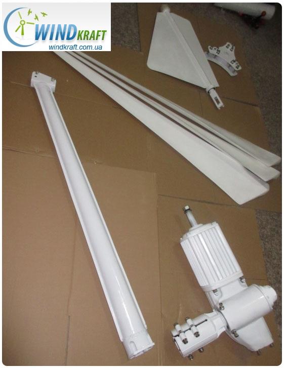 Ветрогенератор 500Вт