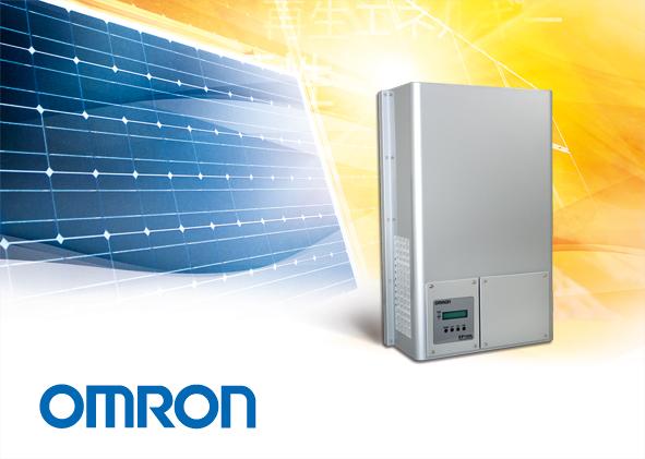 Солнечная электростанция Omron